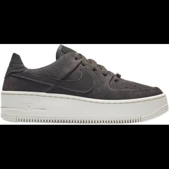Nike Air Force 1 Grey Cashmere